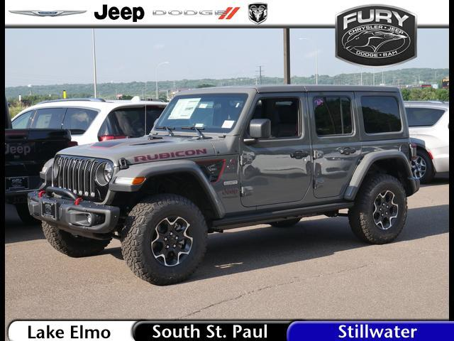 2020 Jeep Wrangler Unlimited 4x4 St. Paul MN