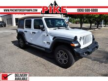 2020_Jeep_Wrangler Unlimited_Black and Tan_ Pampa TX