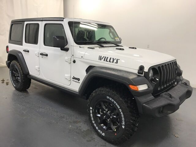 2020 Jeep Wrangler Unlimited Holland MI
