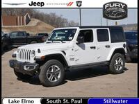 Jeep Wrangler Unlimited North Edition 4x4 2020