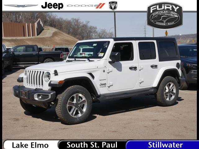 2020 Jeep Wrangler Unlimited North Edition 4x4 Stillwater MN