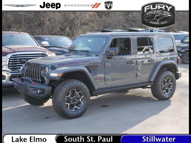 2020 Jeep Wrangler Unlimited Recon 4x4 Stillwater MN