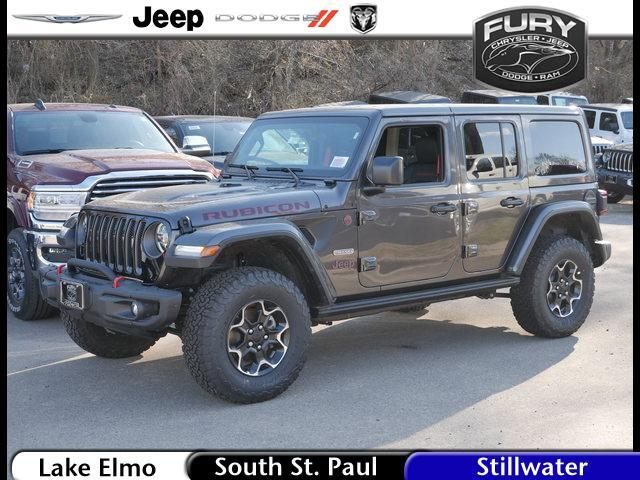 2020 Jeep Wrangler Unlimited Recon 4x4 St. Paul MN