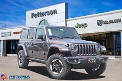 2020_Jeep_Wrangler Unlimited_Rubicon_ Wichita Falls TX