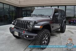 2020_Jeep_Wrangler Unlimited_Rubicon / 4X4 / Hard Top / Automatic / Auto Start / Heated Seats / Heated Steering Wheel / Alpine Speakers / Navigation / Bluetooth / Back Up Camera / Cruise Control / Tow Pkg / 23 MPG / 1-Owner_ Anchorage AK