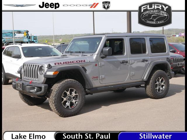 2020 Jeep Wrangler Unlimited Rubicon 4x4 Stillwater MN