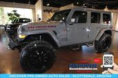 2020 Jeep Wrangler Unlimited Rubicon 4x4 w/Outlaw Lift