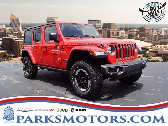 2020 Jeep Wrangler Unlimited Rubicon Wichita KS