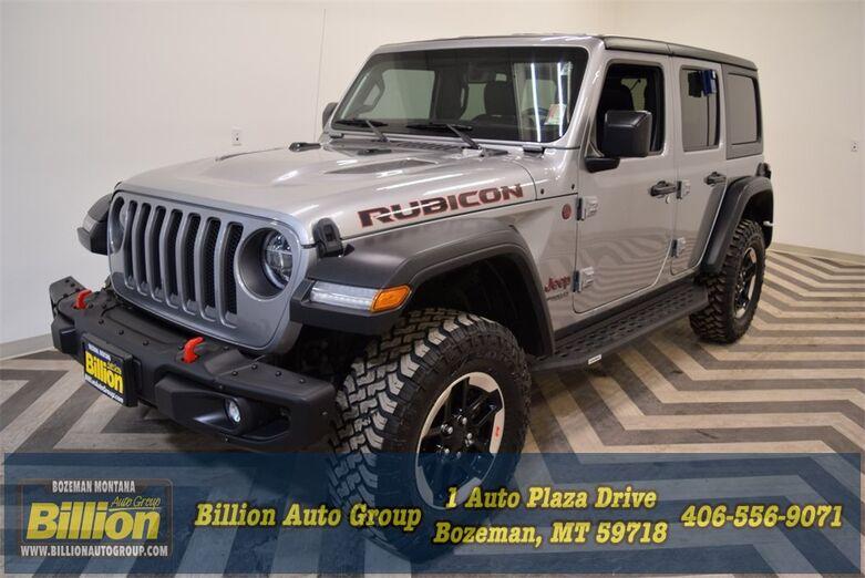 2020 Jeep Wrangler Unlimited Rubicon Bozeman MT