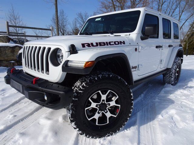 2020 Jeep Wrangler Unlimited Rubicon Cincinnati OH