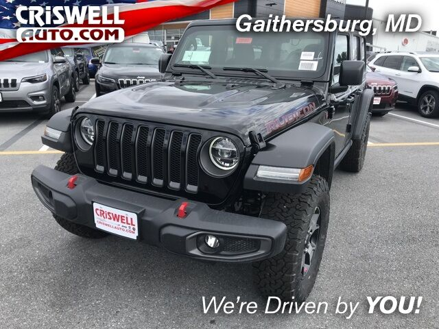 2020 Jeep Wrangler Unlimited Rubicon Gaithersburg MD