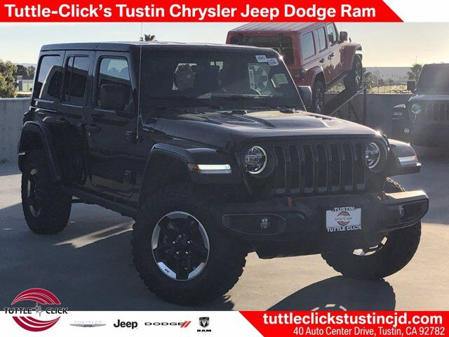 2020 Jeep Wrangler Unlimited Rubicon Tustin CA