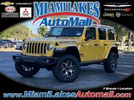 2020 Jeep Wrangler Unlimited Rubicon Miami Lakes FL