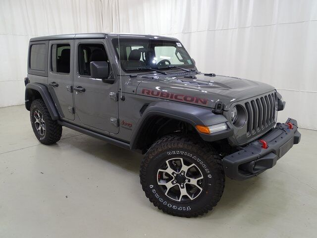 2020 Jeep Wrangler Unlimited Rubicon Raleigh NC