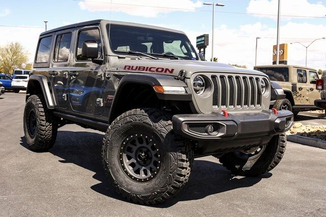 2020 Jeep Wrangler Unlimited Rubicon Scat Pack