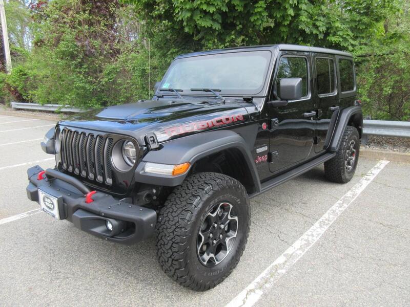 2020_Jeep_Wrangler_Unlimited Rubicon_ Warwick RI