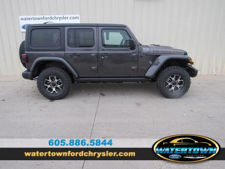 2020 Jeep Wrangler Unlimited Rubicon Watertown SD
