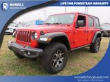 2020 Jeep Wrangler Unlimited Rubicon Wilkesboro NC