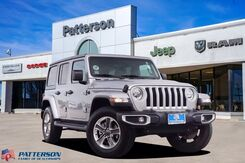 2020_Jeep_Wrangler Unlimited_Sahara_ Wichita Falls TX