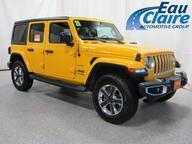 2020 Jeep Wrangler Unlimited Sahara 4x4 Eau Claire WI