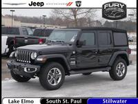 Jeep Wrangler Unlimited Sahara 4x4 2020
