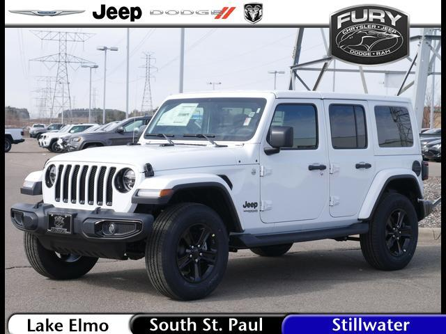 2020 Jeep Wrangler Unlimited Sahara Altitude 4x4 Stillwater MN