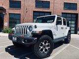 2020 Jeep Wrangler Unlimited Sahara Bountiful UT