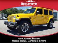 2020 Jeep Wrangler Unlimited Sahara Jacksonville FL