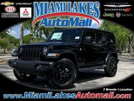 2020 Jeep Wrangler Unlimited Sahara Miami Lakes FL