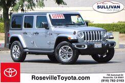 2020_Jeep_Wrangler Unlimited_Sahara_ Roseville CA