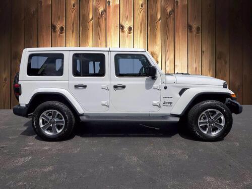 2020 Jeep Wrangler Unlimited Sahara Tampa FL