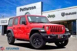 2020_Jeep_Wrangler Unlimited_Sport_ Wichita Falls TX