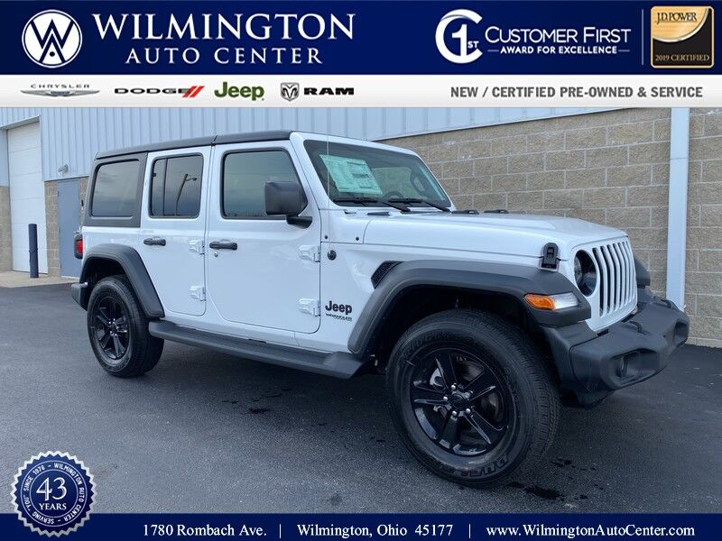 2020 Jeep Wrangler Unlimited Sport Altitude Wilmington OH