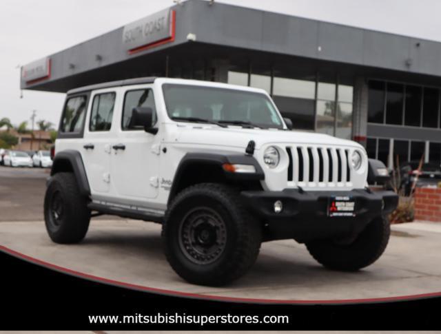 2020 Jeep Wrangler Unlimited Sport Cerritos CA