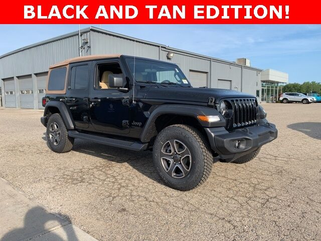 2020 Jeep Wrangler Unlimited Sport Holland MI