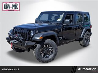 2020_Jeep_Wrangler Unlimited_Sport_ Littleton CO
