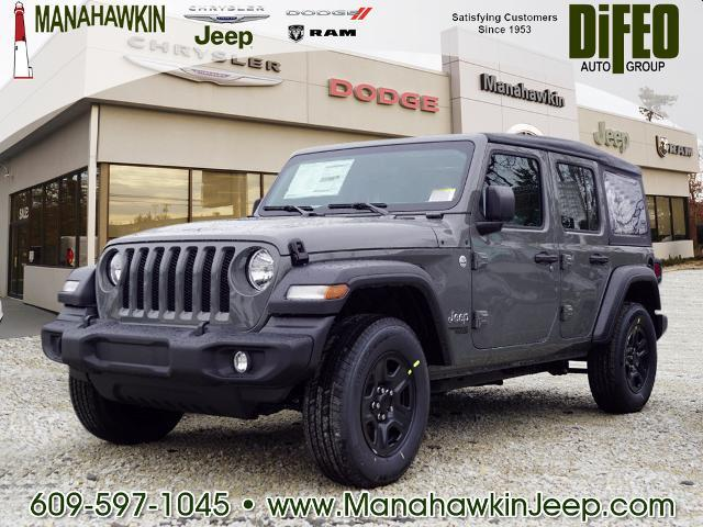 2020 Jeep Wrangler Unlimited Sport Manahawkin NJ