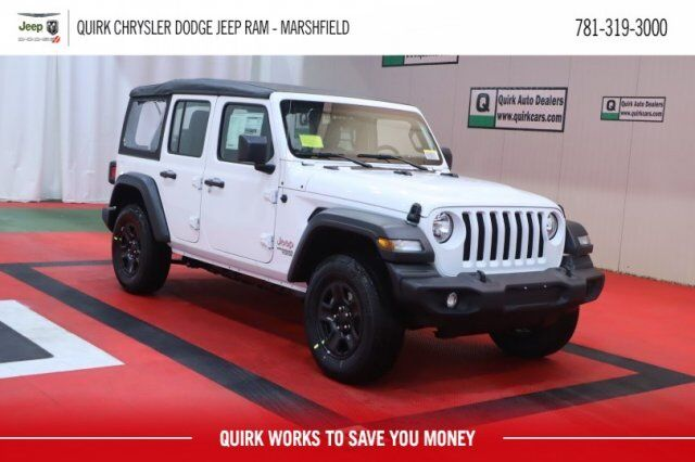 2020 Jeep Wrangler Unlimited Sport Marshfield MA