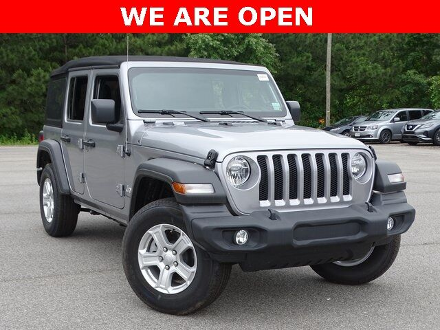 2020 Jeep Wrangler Unlimited Sport Raleigh NC