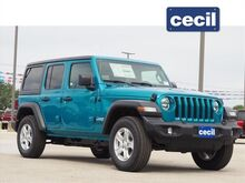 2020_Jeep_Wrangler Unlimited_Sport S_  TX