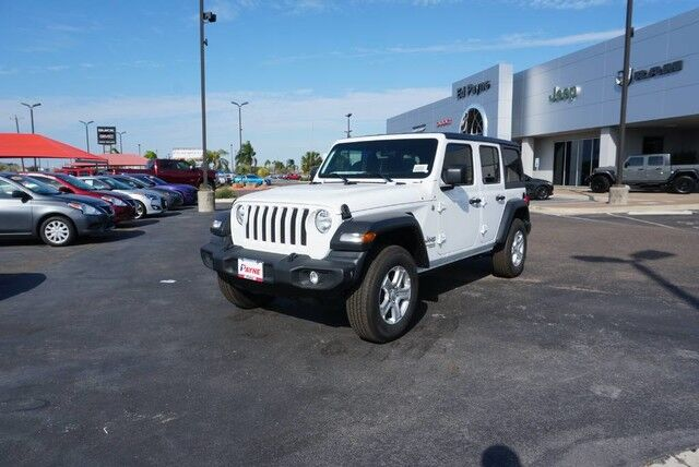 2020 Jeep Wrangler Unlimited Sport S  TX