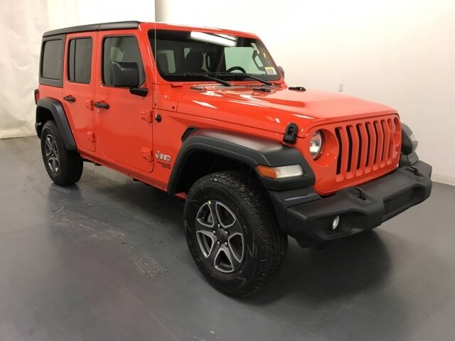 2020 Jeep Wrangler Unlimited Sport S Holland MI