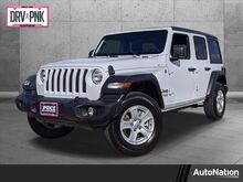 2020_Jeep_Wrangler Unlimited_Sport S_ Houston TX