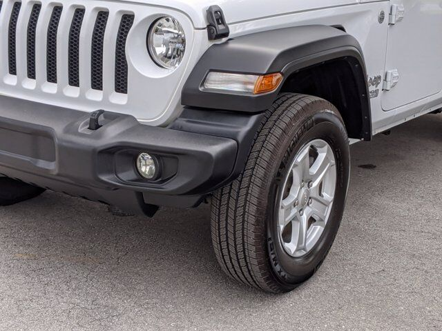 2020 Jeep Wrangler Unlimited Sport S Jacksonville NC