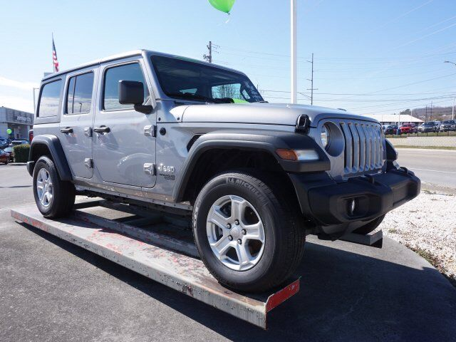 2020 Jeep Wrangler Unlimited Sport S Johnson City TN