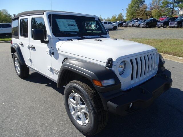 2020 Jeep Wrangler Unlimited Sport S Raleigh NC