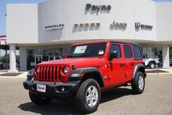 2020_Jeep_Wrangler Unlimited_Sport S_ Rio Grande City TX