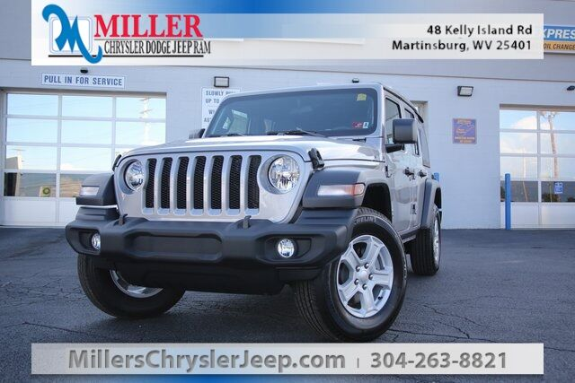 2020 Jeep Wrangler Unlimited Sport Martinsburg