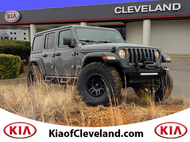 2020 Jeep Wrangler Unlimited Unlimited Sport Chattanooga TN
