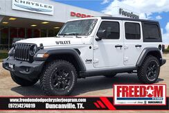 2020_Jeep_Wrangler Unlimited_Willys_ Delray Beach FL